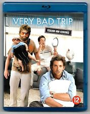 BLU-RAY DISC / VERY BAD TRIP (VERSION NON CENSUREE) COMME NEUF