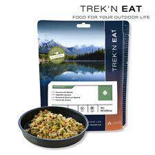 Semoule de blé dur aux légumes lyophilisé 100% naturel Trek'n Eat