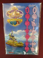 10 Disney Sofia the First Princess Friendship Bracelets Party Favors Lot