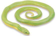 Safari Ltd 257729 Grass snake 90 cm series Unbelievable Creatures