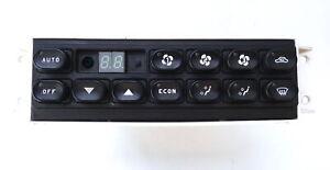 Maserati Quattroporte IV 337 climate control unit 375530201 96206427