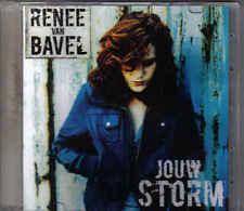 Renee van Bavel-Jouw Storm Promo cd single