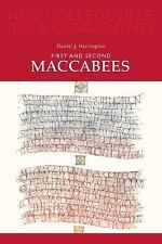 First and Second Maccabees (NEW COLLEGEVILLE BIBLE COMMENTARY: OLD TESTAMENT), H