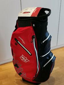 Wilson Dry Tech waterproof Cartbag 14 Divider neu UVP 299 Euro