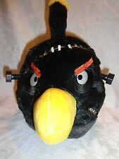 "2011 Commonwealth Angry Birds Frankenstein 12"" Plush Soft Toy Stuffed Animal"
