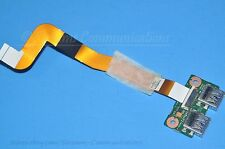 TOSHIBA Qosmio X870 X875 X875-Q7390 Laptop USB 3.0 Port Board w/ Ribbon Cable