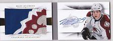 13-14 National Treasures Matt Duchene /5 Auto LOGO PATCH Jumbo Booklet 2013
