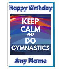 Sohn Tochter Vater Ehemann Freund Personalisiert Boxen Punch Geburtstagskarte