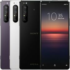 Sony XPERIA 1 II XQ-AT52 256GB 8GB RAM Dual SIM (FACTORY UNLOCKED) 6.5""