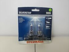Headlight Bulb-SilverStar Blister Pack Twin SYLVANIA RETAIL PACKS 9006ST.BP2