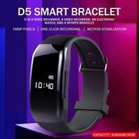1080P Smart Watch Wristband Spy Camera DVR Video Voice Recorder Bracelet HD Cam