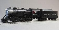 MTH RAIL KING SP STEAM ENGINE & TENDER PROTO 3 O GAUGE train 30-4245-1-E NEW