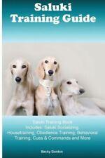 Saluki Training Guide Saluki Training Book Includes: Saluki Socializing, Ho.