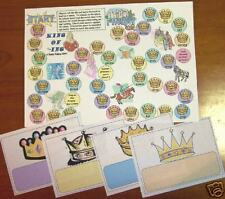 KING OF -ING GAME: Educational Teacher Resource GRAMMAR
