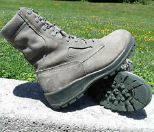 WELLCO US Military Air Force Flight Combat Work GORETEX USAF Boots 9.5 W Women