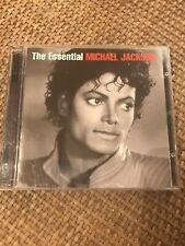 THE ESSENTIAL MICHAEL JACKSON - CD - LIKE NEW - 2 DISCS