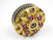 Ducati Frizione antisaltellamento oro/rosso NUOVO - slipper clutch NEW