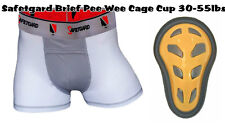 Safetgard Brief Pee Wee Cage Cup 30-55lbs
