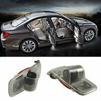 2PCS Welcome Door Light LED Laser Projector Fit For Honda Accord Crosstour Pilot