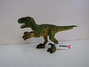 Schleich - Velociraptor - Prehistoric Dinosaur - Hand painted Figure Age 3+
