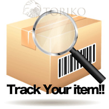 Protect your item / Tracking number Service / Upgrade shipping method 3.99 USD