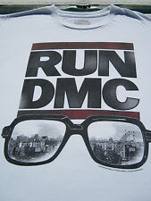 RUN DMC glasses 2XL T-SHIRT xxl
