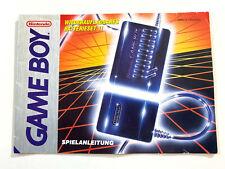 Wiederaufladbares Batterieset II Akku Anleitung NOE - Nintendo Gameboy