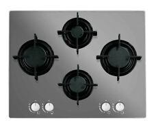 MyAppliances Art28925 60cm Built in 4 Burner Black Gas on Glass Hob