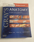 Gray's Anatomy for Students: With Student Consult Online Access, 3e - VERY GOOD