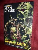 Saga of the Swamp Thing 2 Hardcover Alan Moore Vertigo Book Two HC