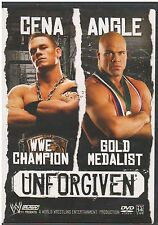 WWE - Unforgiven 2005 (DVD, 2005) {2558}