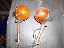 Honda CB 360-  Rear Signal Light Set - 1975- CB360