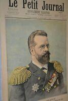 Supplémént illustré Le petit journal / N°242 / 7-7-1895 / Amiral Skrydlow