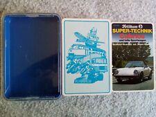 Quartett, Cabrios, Pelikan, XL, vollständiger Kartensatz