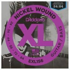 D'Addario EXL156 Fender Bass VI Strings