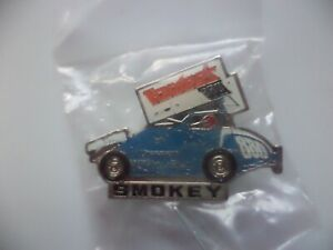 Smokey Snellbaker #880 Hardees Sprint Car World of Outlaws WoO PA Posse Pin NEW