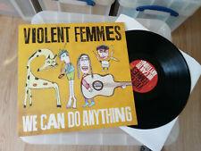 VIOLENT FEMMES we can do anything / LP
