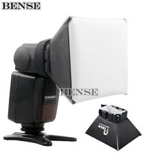 8x10cm Flash Diffuser Softbox for Canon Nikon Sony yongnuo flash
