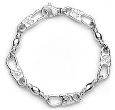 "Mens ACTS Extra Large Fisher of Men Bracelet, 8.50"", 9.5"", 10.25"""
