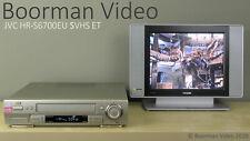 JVC HR-S6700EU S-VHS ET