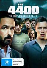 The 4400 : Season 2 (DVD, 2006, 4-Disc Set) NEW