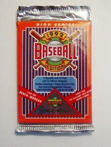 1992 UPPER DECK Baseball 'High Series' Factory Sealed Pack (15 cards)