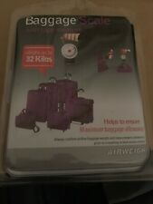 Baggage Scale With Tape Measure Baggage Weight 32KG
