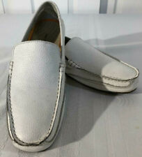Perry Ellis Hampton White Slip On Loafer for Men - Size 8.5