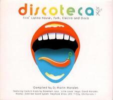 Various - Discoteca Compiled By DJ Martin Morales (13 trk CD / 2001)