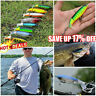 Whopper Plopper Topwater Floating Fishing Lures Rotating CL Chub For Bass