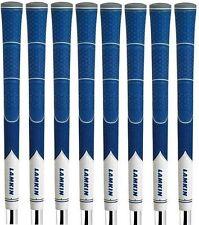 Authentic 8 Lamkin Midsize Blue Z5 Golf Grips FREE SHIPPING