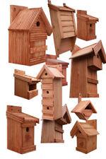 Nistkästen für die Vögel,Nistkasten, große Auswahl, Vogelhaus aus Holz-/O/-Erle