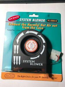 EverCool Ball Bearing PCI-Slot System Blower FC-2000-B