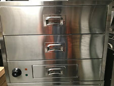 Bun Warmer, Piri Piri chicken holding Cabinet